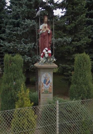 Figura Najświętszego Serca Jezusa